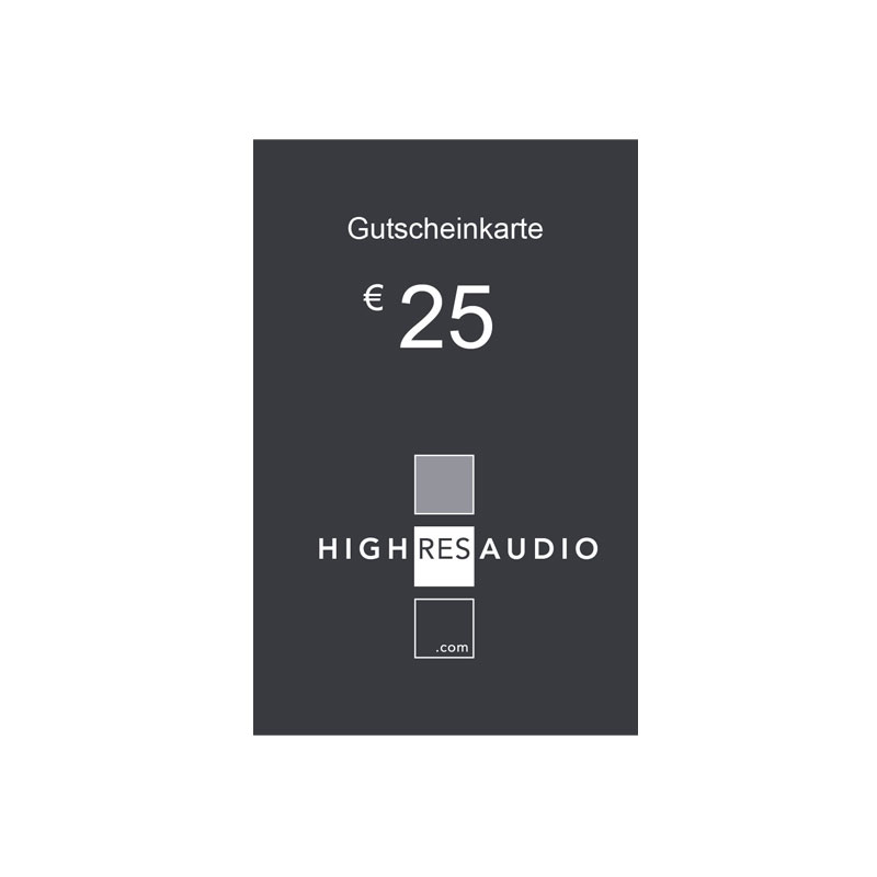 Highresaudio Gutschein